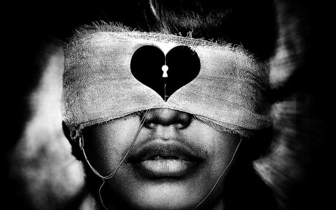 Change – The Blind Girl