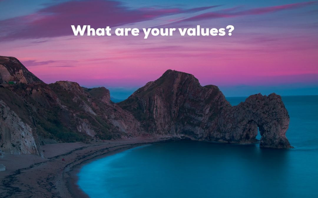 How Do You Stay True To Your Values…