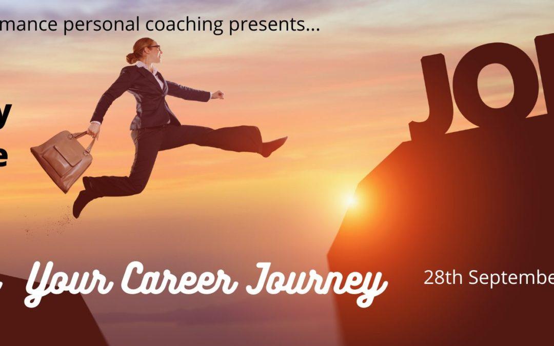 Restart Your Career Journey 5 Day Challenge.
